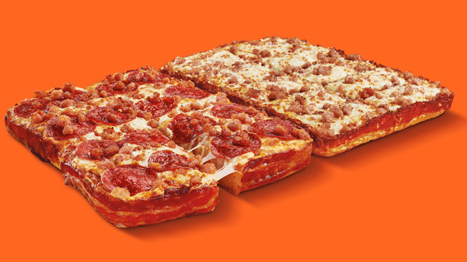 Little Caesars Canada Introduces New 'Bacon! Bacon! Box Set'