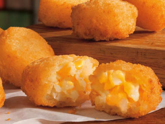 New Cheesy Tots Arrive At Burger King Canada