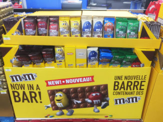 New M&M's Chocolate Bars Have Landed In Canada
