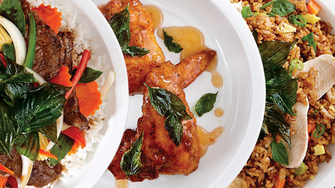 Thai Express Introduces New Crispy Basil Festival Menu