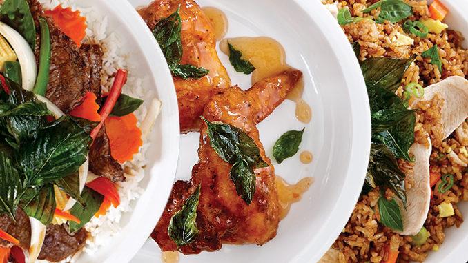 Thai Express Introduces New Crispy Basil Festival Menu