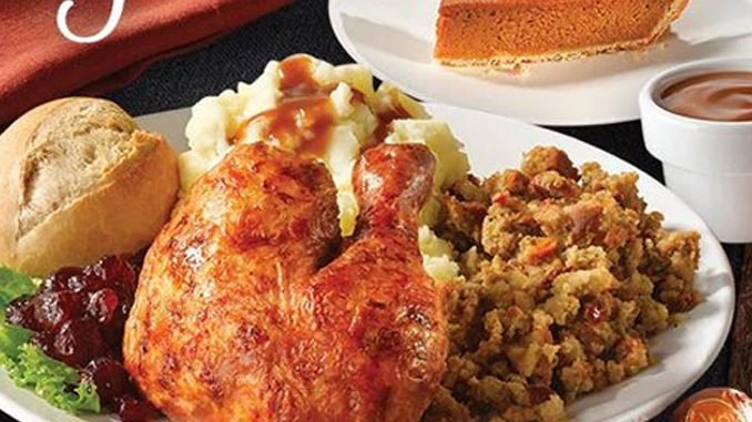 Thanksgiving Feast Is Back At Swiss Chalet Until October 8, 2018