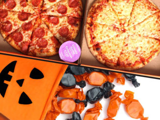 Trade Your Candy For Pizza At Pizza Pizza On November 1, 2018
