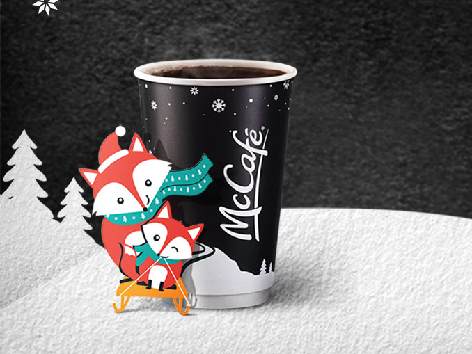 $1 Any Size Coffee At McDonald's Canada Through December 16, 2018