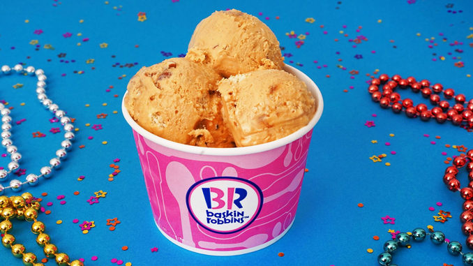 Baskin-Robbins Canada Introduces New Bourbon Street Pecan Pie Ice Cream For November 2018