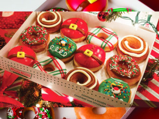 Krispy Kreme Canada Reveals 2018 Holiday Treats Lineup