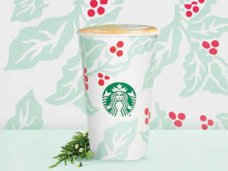 Starbucks Canada Introduce New Juniper Latte For 2018 Holiday Season