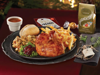 Swiss Chalet Launches 2018 Festive Season Menu