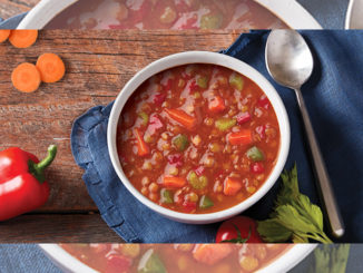 Tim Hortons Introduces New Mediterranean Lentil Soup