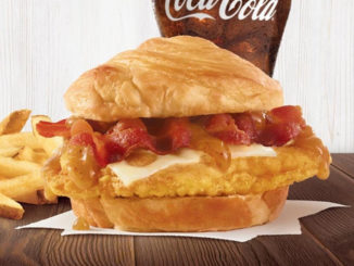 Wendy's Canada Introduces New Bacon Maple Chicken Sandwich