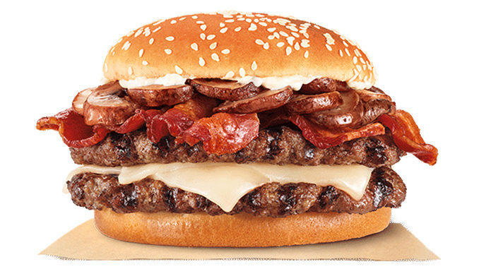 Burger King Canada Introduces New Mushroom & Swiss King