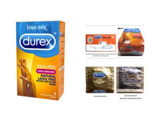 Durex Recalls Some Condoms After Failing Shelf-Life Durability Tests