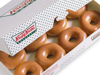 Get 1 Dozen Original Glazed Doughnuts For $1 When You Buy A Dozen At Krispy Kreme Canada On December 12, 2018