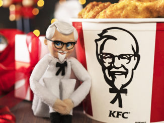 KFC Canada Reveals Sanders' Little Helper