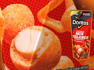 New Doritos Crunch Mix Nacho Cheese Flavoured Snack Mix Arrives In Canada