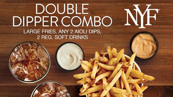 New York Fries Serves Up New Vegetarian Combo For 2