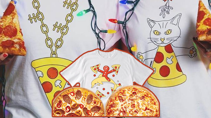Pizza Pizza Serves Up New Magical Holiday Meal