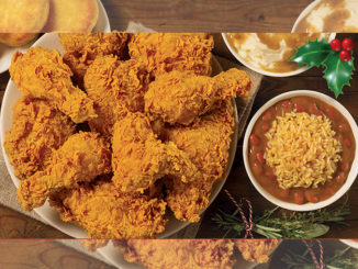 Popeyes Canada Serves Up New $30 Holiday Feast