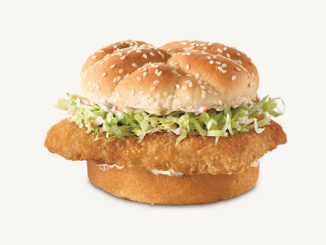 Arby's Canada Brings Back Crispy Fish Sandwich As Part Of 2 For $8 Mix 'N Match Promotion