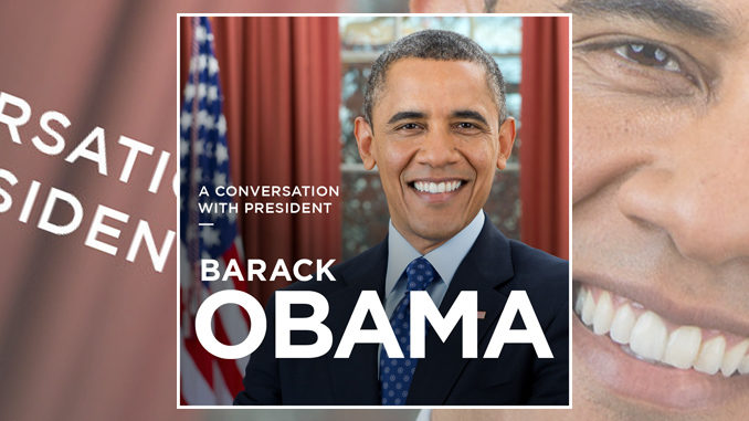 Barack Obama Coming To Winnipeg In March