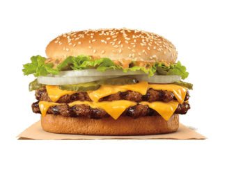 Burger King Canada Introduces New Big King XL Sandwich