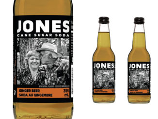 Jones Soda Introduces New Ginger Beer Flavour In Canada