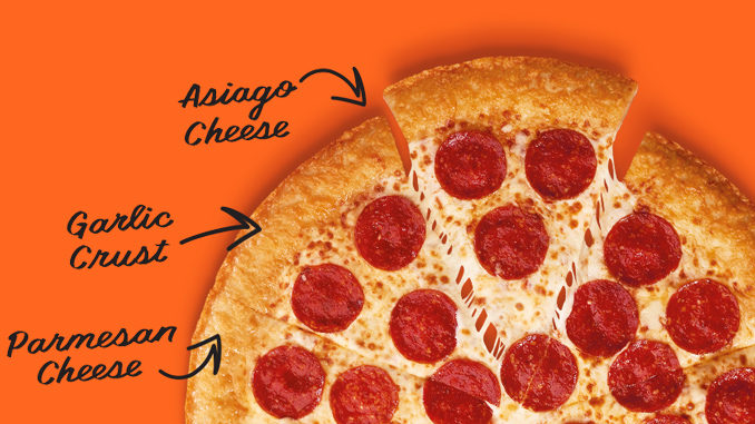 Little Caesars Canada Introduces New Crazy Cruncher Pizza