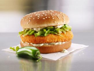 McDonald's Canada Unveils 3 New Spicy McChicken Sandwiches