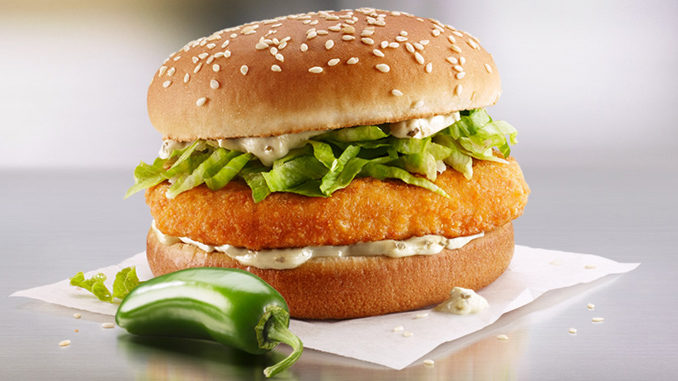 McDonald's Canada Unveils 3 New Spicy McChicken Sandwiches