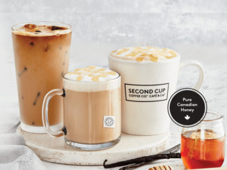 Second Cup Debuts Two New Honey Beverages