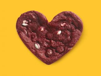 McDonald's Canada Bakes Up New Heart-Shaped Red Velvet RMHC Cookie