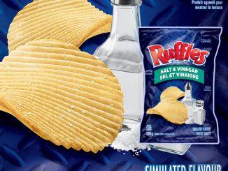 Ruffles Salt & Vinegar Chips Are Back For Good