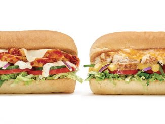 Subway Canada Adds New Spicy Buffalo Chicken And Sweet & Smoky Chicken Sandwiches