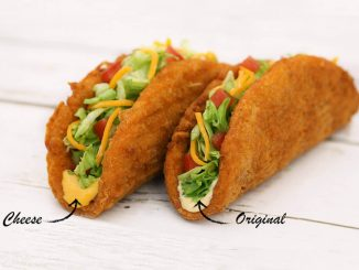 Taco Bell Canada Brings Back The Naked Chicken Chalupa