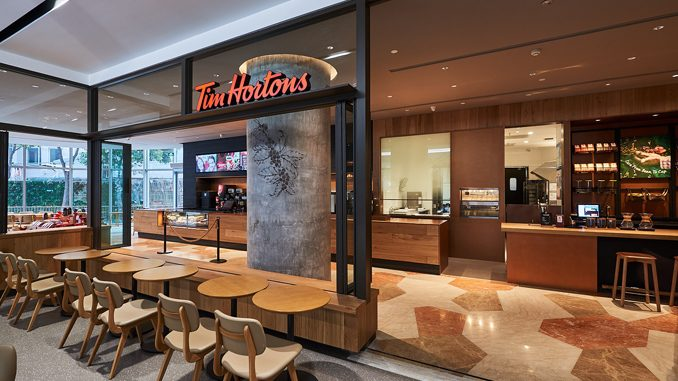 Tim Hortons Debuts New Salted Egg Yolk Timbit At First Chinese Location