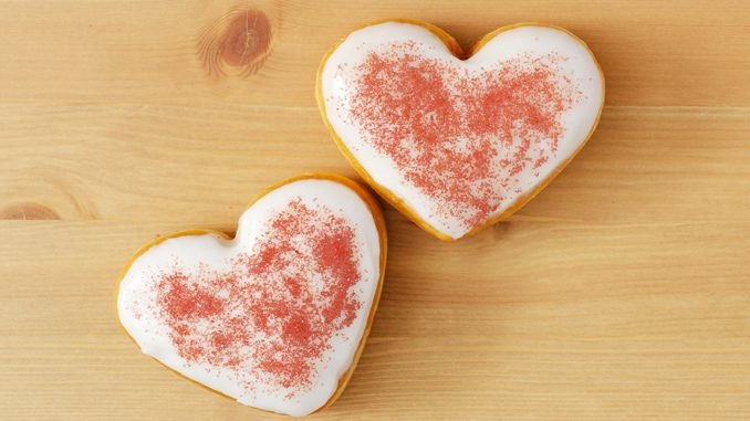 Tim Hortons Unveils New 2019 Valentine's Day Menu