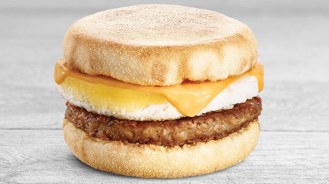 A&W Canada Introduces New English Muffin Beyond Meat Sausage & Egger