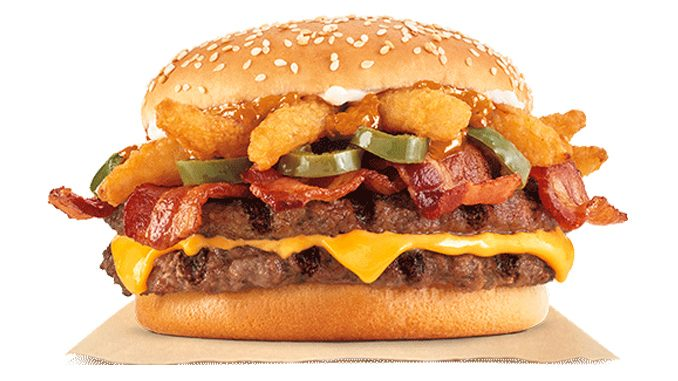 Burger King Canada Brings Back The Angry King Sandwich