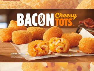 Burger King Canada Introduces New Bacon Cheesy Tots