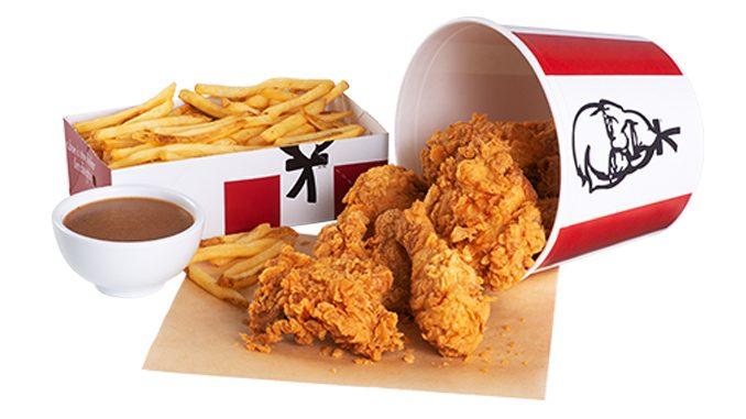 KFC Canada Adds Extra Crispy $20 Fill Up