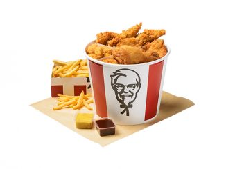 KFC Canada Launches New Trilogy Bucket