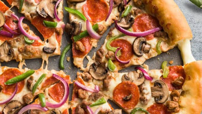 Stuff Your Crust For Free At Pizza Hut Canada For A Limited Time
