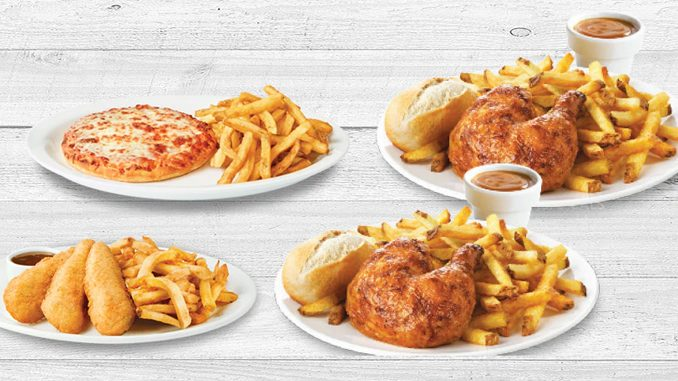 Swiss Chalet Offer $29.99 Family Bundle Deal Through March 17, 2019