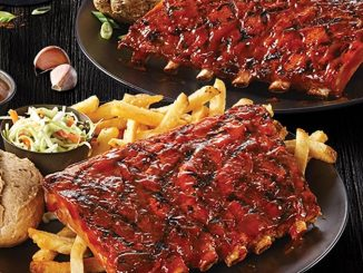 Swiss Chalet Serves Up Seasonal Rib Deals For Spring 2019