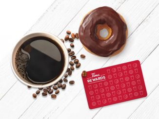 Tim Hortons Introduces New Tims Rewards Program