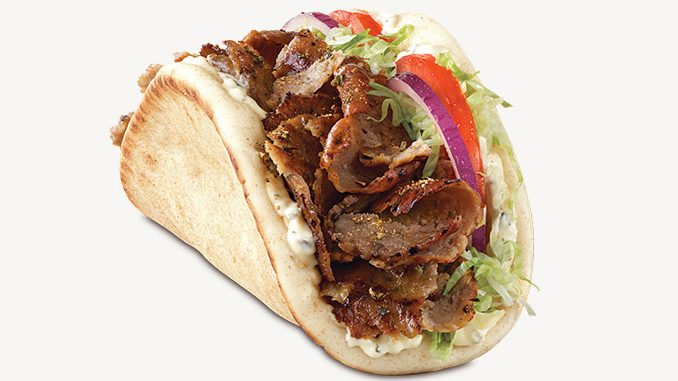 Arby's Canada Offers 2 For $9 Gyros Deal