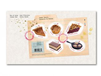 Canada Post Unveils New 'Sweet Canada' Stamps Featuring Iconic Canadian Desserts