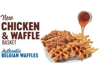Dairy Queen Canada Introduces New Chicken And Waffle Basket