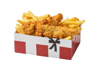 KFC Canada Is Selling A $3 Tenders Mega Box In Nova Scotia And New Brunswick