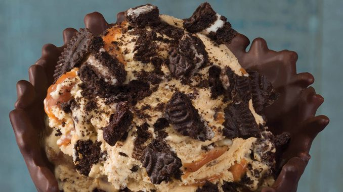 New Cookies 'n Caramel Is The Baskin-Robbins Canada April 2019 Flavour of the Month